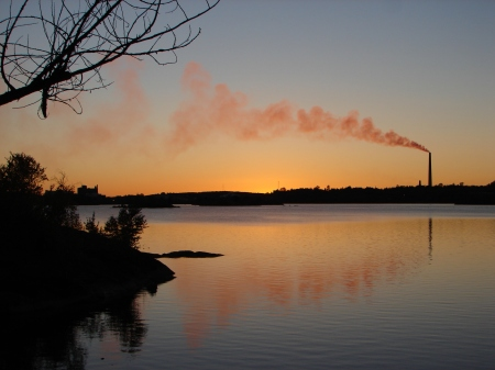 Sudbury_sunset